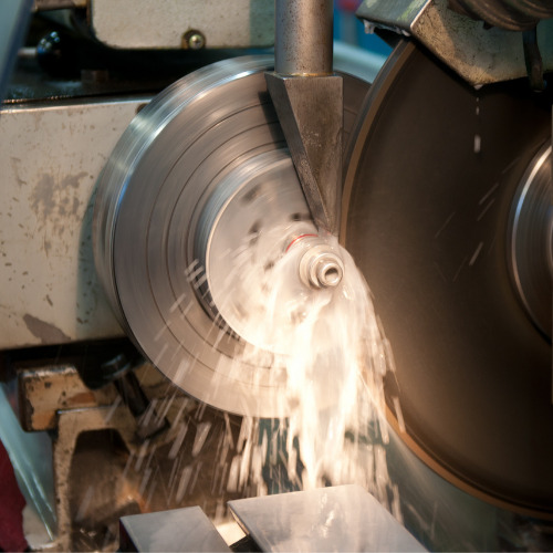 What is the use of cylindrical grinders?